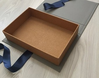 Gift box, Cardboard box, Handmade gift box, Box with lid, Photo present box, Wedding box, Jewelry display box, Customizable box, Present box