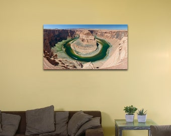 "Grand Canyon, Arizona (16"" x 30"") - Canvas Wrap Print"