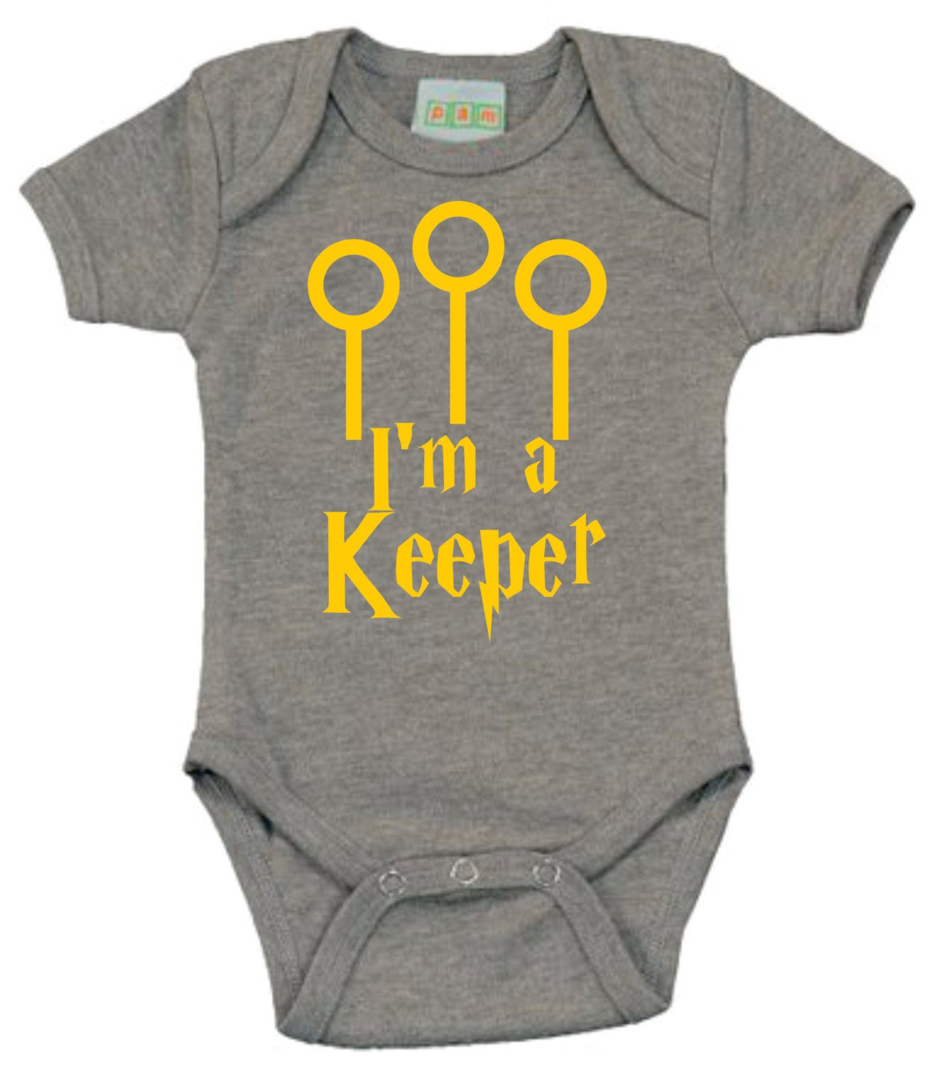 Harry Potter Onesie Harry Potter Baby Clothes I'm a