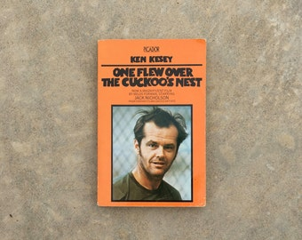 One Flew Over The Cuckoo's Nest by Ken Kesey (movie tie-in)