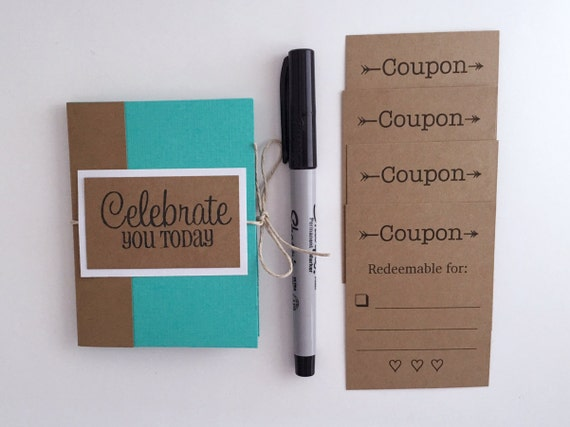 Coupon book for girlfriend