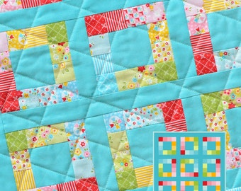PDF Patchwork Anleitung - In The Square MINI