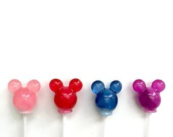 Mickey Lollipop  Brooch Mickey Balloon Loli Brooch