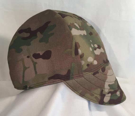 Multicam Camouflage Welders Cap Welding Cap