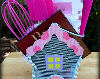 House Warming Gift Basket Kitchen Gift Thank You Gift Newlywed Gift Wedding Shower Gift Baby Shower Gift
