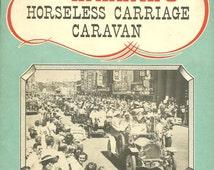 Vintage Harrah's Horseless Carriage Caravan Floyd Clymer, Model T, Roadster