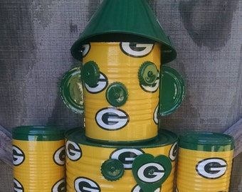 Green Bay Packers Tin Man