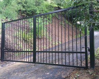 Driveway door hinges 3 sc 1 st 360 yardware for Driveway gates online