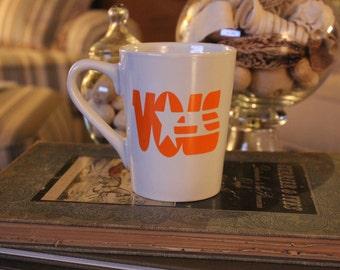 Tennessee Volunteers Coffee Mug/Personalized/Custom
