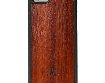 Apple iPhone 6 / 6s - Real Wood Case - Padouk