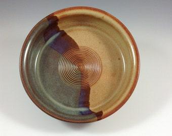 Garlic Grater Dish, Oil Dipping Dish, Ginger Grater Plate, Large Garlic Grater Bowl, Stoneware Garlic Grater Plate