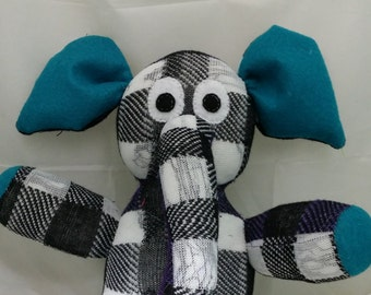 Custom Handmade Elephant Sock Animal