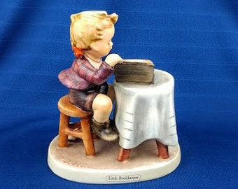 Little Bookkeeper Hummel Figurine