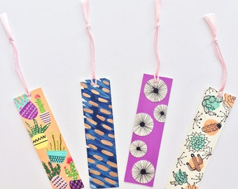 Bookmarks   hand-painted