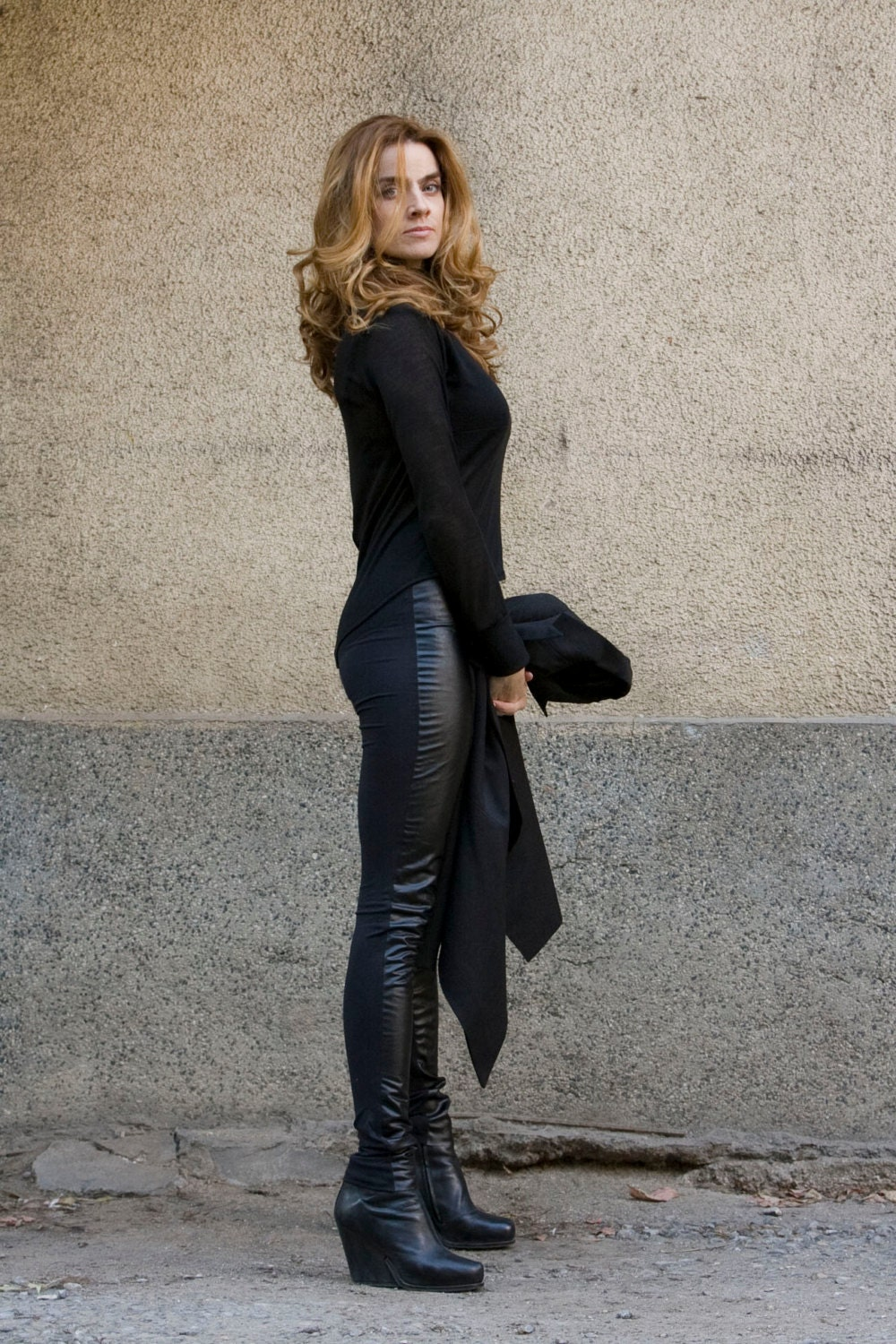 Sexy Black Leggings