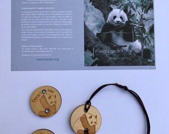 Bracelet Bearz Panda giant 2016