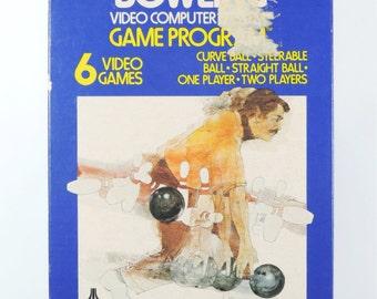 Bowling for Atari 2600