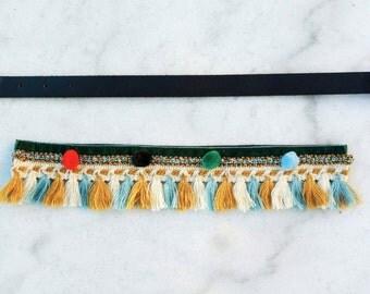 Dog - nymphs of Lydie - MUSHUU collar