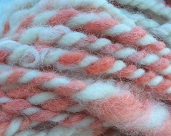 Handspun Alpaca Wool blend