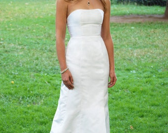 Michelle Long Wedding Dress