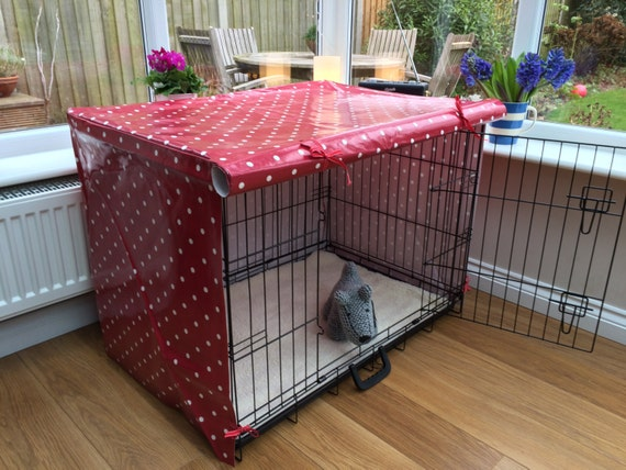 Extra Dog Crate Made To Order Custom Made Crate Cover
