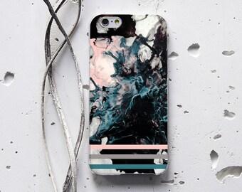 Black Marble Phone Case S6 Case Phone iPod Case 6s iPhone Case Phone iPhone 6 Case iPhone 5s Case iPhone 6 Plus Case iPhone 5 iPhone Se 115