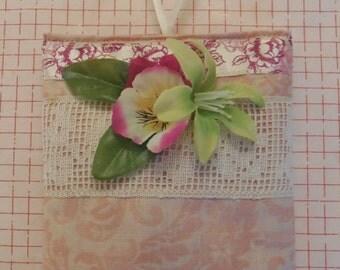 Lavender Sachet-Cottage Chic-Provencal Style