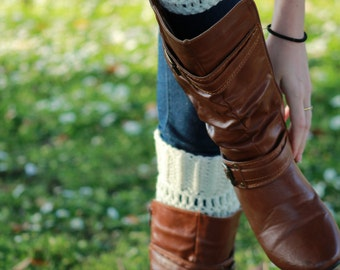 Cozy Ribbed Boot Cuffs