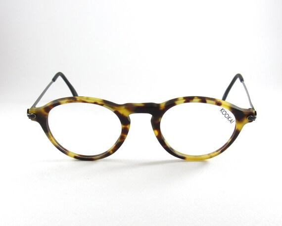 Kookai Glasses Frame : Vintage Frames Kookai K 1021 80s Round Eyeglasses Gift for