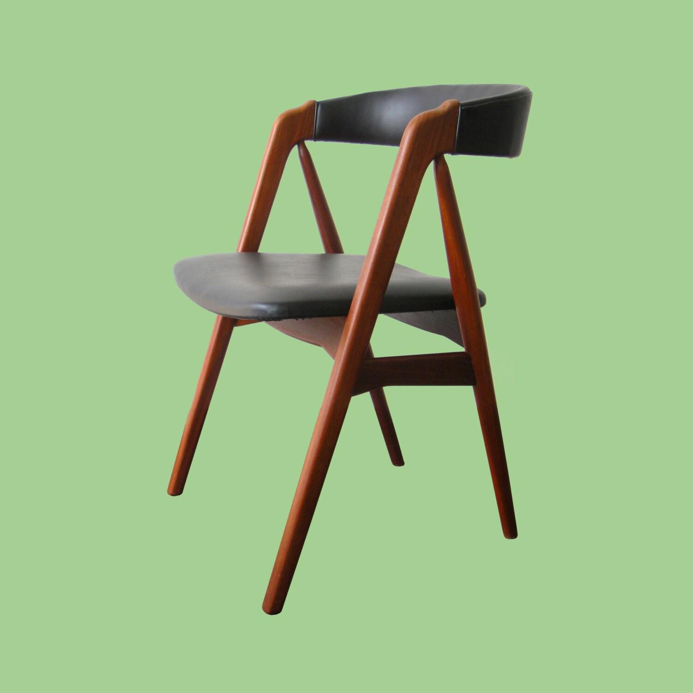 60s design chair danish design by kai kristiansen mid for 60s chair design