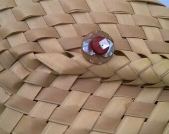 Ring natural materials