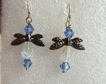 Angel Butterfly Earrings