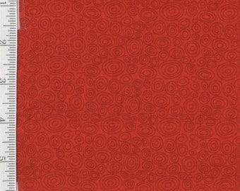 Bear Essentials - Per Yd - P&B Textiles -  Orange/Red - Color # 00664