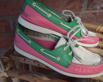 Sperry Topsider/Leather Boat Shoes
