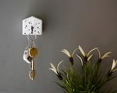 Key Holder, Wooden Key Hanger, Wall key holder, Wall key hanger,Key Organizer.