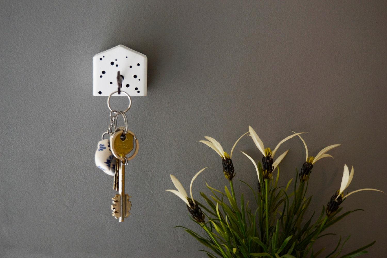 Key Holder Wooden Key Hanger Wall Key Holder Wall Key