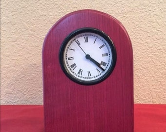 Purple Heart Clock