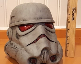 "Custom 8"" Stormtrooper Helmet ""The Guard"""