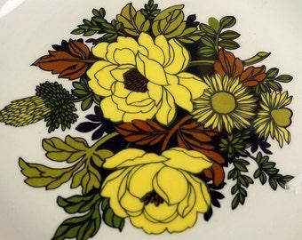 four fabulous flower power plates