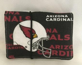 Arizona Cardinals Credit Card/Business Card Holder/Wallet