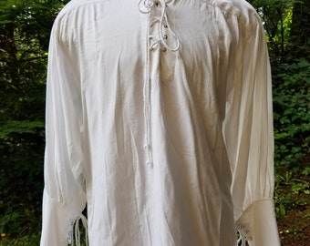 Men's Renaissance Shirt - Small/Medium