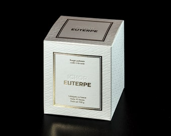 Euterpe. Candle high-end made in France