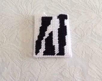 Zebra Gift Card Holder