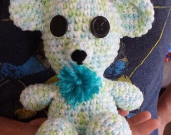 Handmade Little Baby Boy Bear