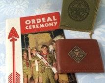 Vintage Boy Scout Items