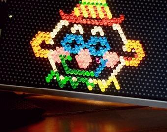 playskool glow worm instructions