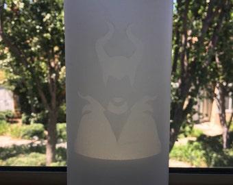 Disney Inspired Glass Jar/Vase