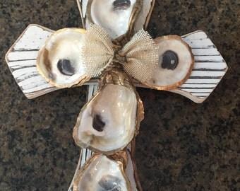 Louisiana Oyster Cross