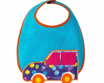 Baby Bib Lively Collection
