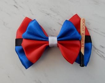 Harley Quinn bow